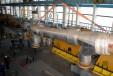 Демонтаж на регенеративна система на Турбогенератор – 5, блок 3