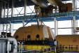 Демонтаж на капак на Цилиндър ниско налягане – 2, Турбогенератор – 5, блок 3