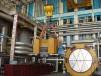 Транспортиране на демонтирани възбудители на Турбогенератор - 1 в Машинна зала