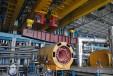 Демонтаж на статор на Турбогенератор – 1, 18.06.2014 г.
