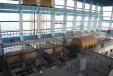 Изглед на Машинна зала към началото на ноември 2012 г.