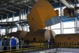 Демонтиране на декоративен капак на Турбогенератор – 5, блок 3