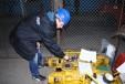 Радиологично обследване на демонтирано оборудване