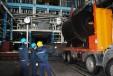 Транспорт на демонтирани ротори на Турбогенератор – 1