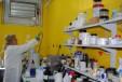 Радиоаналитични процедури в радиохимичната лаборатория към Приемоподготвителния и лабораторен комплекс