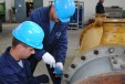 """Разглобяване на демонтирани елементи от маслената система – """"Охладител на работно масло"""""""