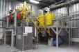 Линия за циментиране на течни РАО