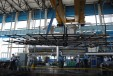 Изваждане и транспортиране на решетка на кондензатора на Турбогенератор – 1